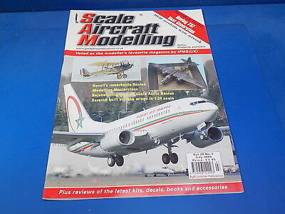 Scale Aircraft Modelling 2006 Jul - Boeing 737