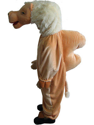 Kids Camel Costume Christmas Nativity Play Fancy Dress Child Outfit 3-8 Years BN