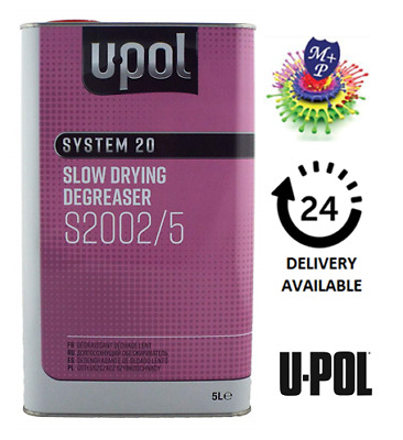 U-pol.  System 20 Slow Panel Wipe & Degreaser 5L UPOL Panelwipe