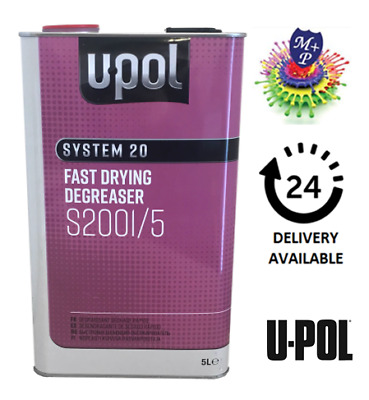 U-pol System  20 Fast Panel Wipe & Degreaser 5L UPOL Panelwipe