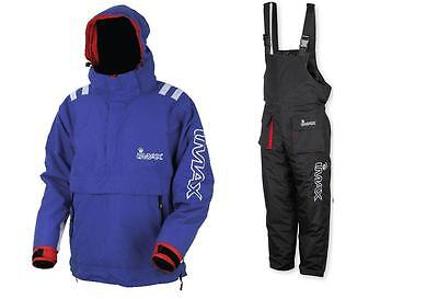 New Imax Coast Thermo Smock + BIB N BRACE Boat Beach Sea Shore Fishing Suit