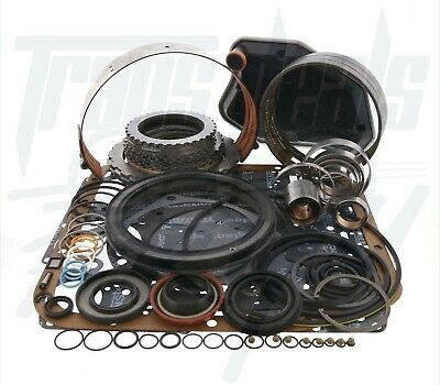 Ford 4R70W 4R75W Deluxe Transmission Deluxe Overhaul Rebuild Kit 2004-ON