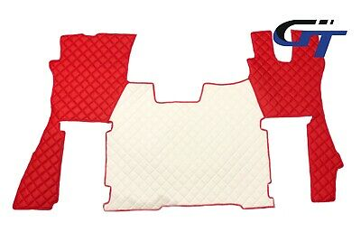 """MATS FULL SET for SCANIA 2009-2013 ~R~ AUTOMATIC """"ECO LEATHER"""" """"GRIFFIN """""""