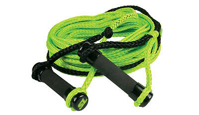 Autumn SALE! Straight Line DUALLY two Handle Wakeboard Rope Combo. 49876