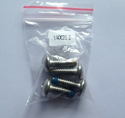O'Brien Binding Mounting Screw Bolt Set, 24mm. 41401