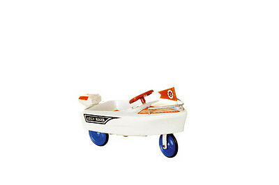 Jolly Roger Mini Pedal Boat, Limited Edition, Die-cast Miniature, 1.12th Scale
