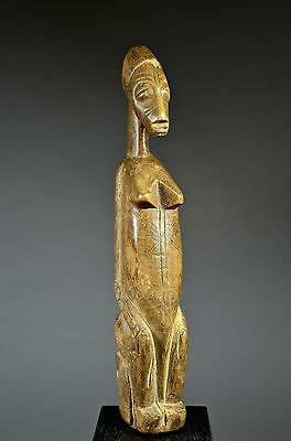 OLD DOGON FIGURE with PROVENANCE -  ARTENEGRO Gallery African Tribal Arts