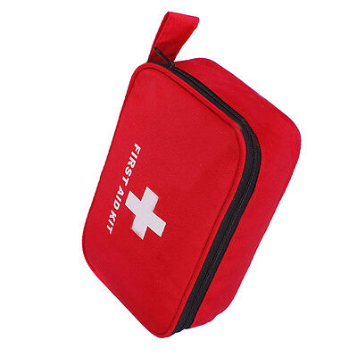 53 Piece First Aid Emergency Kit Tool Car Auto Home Medical Camping Travel