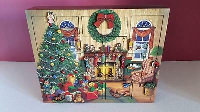 Accessory for Byers Choice Holiday Wooden Advent Calendar
