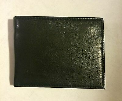 Genuine Leather Men's Bifold Wallets Sold In Lots of 25 For $65.