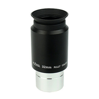 1.25'' 32mm Plossl Telescope Eyepiece Fully Coated for 31.7mm Astronomy Filters