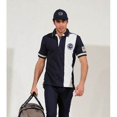 Mens POLO SHIRT EQUILINE DAVE