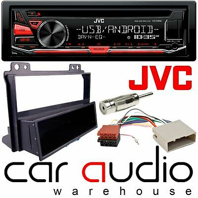 Ford Fusion 2005-2007 JVC CD MP3 USB Aux Car Stereo Player /& Full Fitting Kit