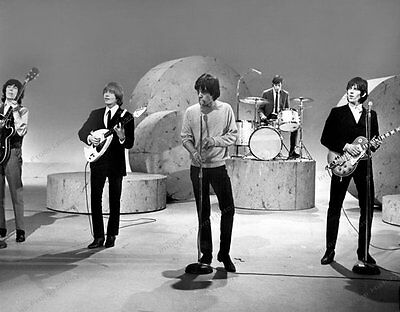 8x10 Print The Rolling Stones 1960's #RS022
