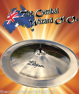 Zildjian 20'' A Custom China Chinese Cymbal