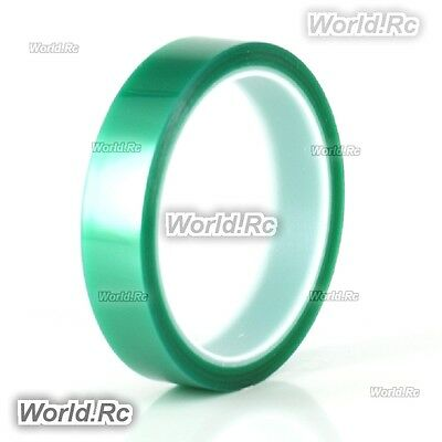 20mm x33m(100ft) Green PET Tape High Temperature Heat Resistant Solder BGA PCB