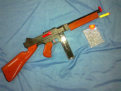 THOMPSON M1A1 SMG toy submachine gun WWII Elbe Day theme prop cosplay