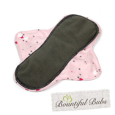Washable Cloth Pads, Small, Bamboo. Menstrual, Maternity and Incontinence Pads
