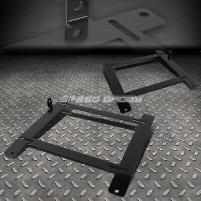 For 13+Frs/Brz Ft86 2X Low Mount Racing/Bucket Seat Base Tensile Steel Bracket