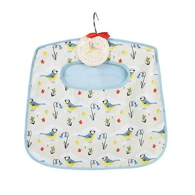 dotcomgiftshop BLUE TIT PEG BAG