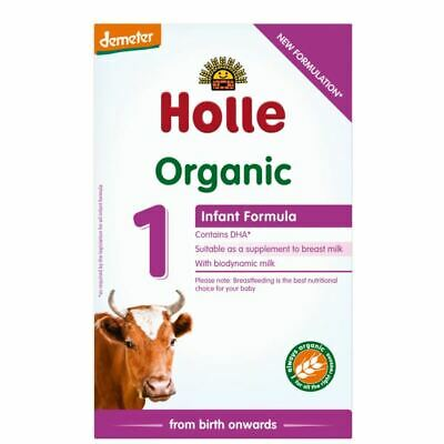 Holle Infant Formula 1 Milk - 400g
