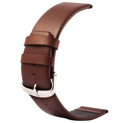 Tuff-Luv Genuine Leather Wrist Watch Strap Band for Apple Watch 1 / 2 - 38mm