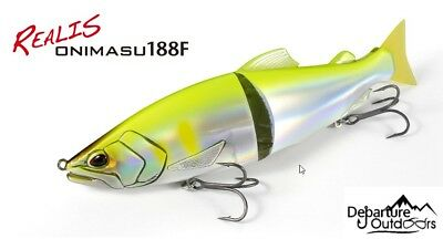 "Duo Realis Onimasu Floating Swimbait 7 7/8"" (188 Mm) Select Colors"