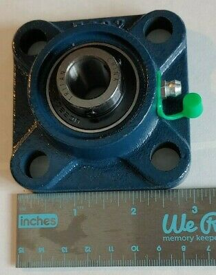 TWO REPLACEMENT Meyer Swenson Two Bolt Pillow Block Bearing 1 Bore 420215 N3 D