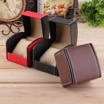 Luxury Watch Box Display Case Gift Box For Watch Jewelry Leather Watch Box GT