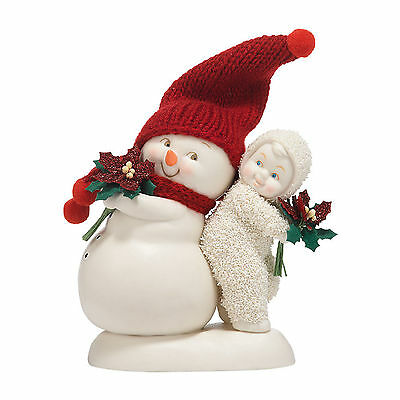 Department 56 Snowbabies You're The Best Gift of All Figurine ~ 4038106 Retired