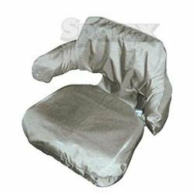 New Genuine Sparex Seat Cover Tractor & Plant Grey Wrap Around  Part# S.71890