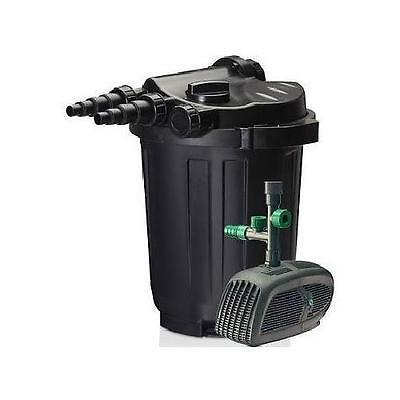 Blagdon Pressure Filter & Kit 4000 10000 Garden Fish Pond Pump Uv Uvc Koi