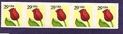 #2525 Tulip (Rouletted) Pl#S1111 - MNH