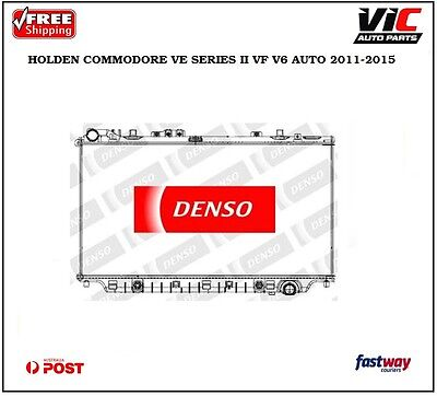 DENSO FTF RADIATOR FOR COMMODORE VE SERIES 2 & VF V6 (6CYL) AT 2 Years Warranty