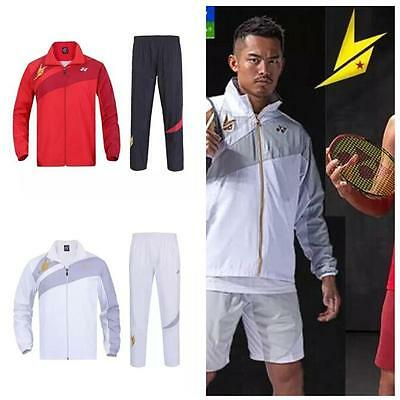 New Men's clothes Badminton Jackets tennis Long-sleeved Sport Clothing coats