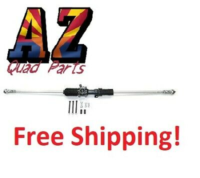 Wicked Rackzilla Heavy Duty Steering Rack Pinion Polaris RZR XP1000 XP 1000 4 14