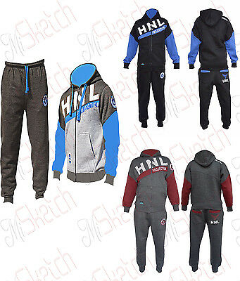 Boys Girls Kids Tracksuits Jogging Bottoms Jacket Hoodies Gym Joggers Trouser