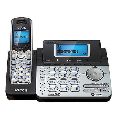Vtech 2-Line Cordless With Itad DS6151