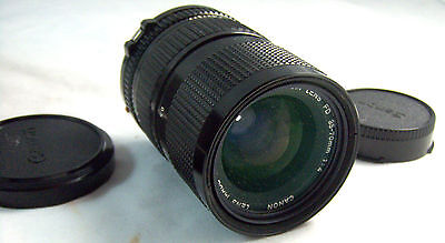 CANON Zoom Lens FD 35-70mm 1:4 made in JAPAN                             Lot #34