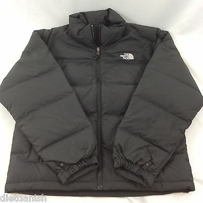 The North Face Men's Rippin Jacket Goose Down Insulation 550 TNF Black NWOT M