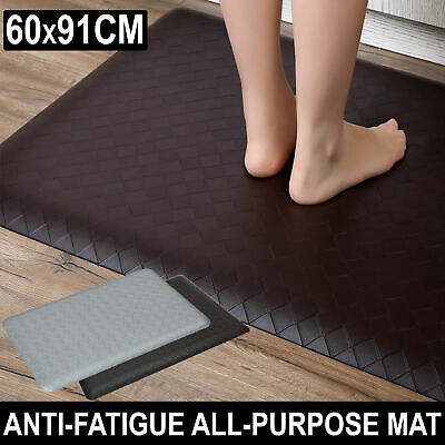 Jumbo Anti-Fatigue All-Purpose Mat Kitchen Dining Rug Bathroom Floor Mats