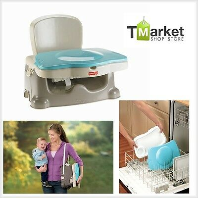 Portable BABY SEATING SYSTEM Adjustable BOOSTER HIGH Chair Healthy Care Feeding
