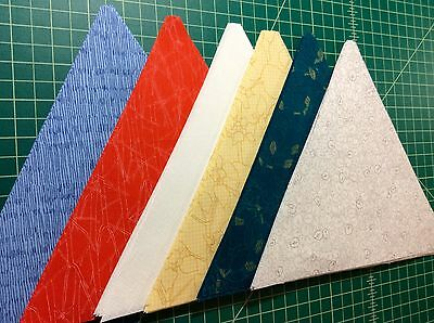 Patchwork Ruler 60 degrees Triangle 4 & 1/2 inch by Matilda's Own