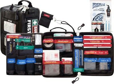 SURVIVAL Explorer First Aid Kit: Ultimate adventurer and outdoors bundle