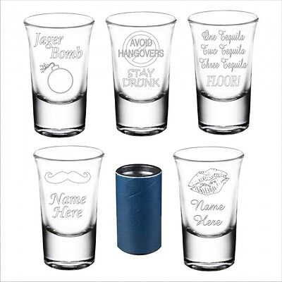 Engraved Novelty Shot Glass Daughter Nephew Christmas Birthday Gift 084