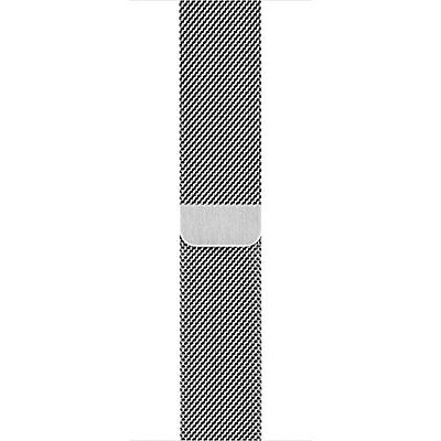 Genuine Apple Milanese Loop for Apple Watch 42mm MJ5F2ZM/A Stainless Steel - NO