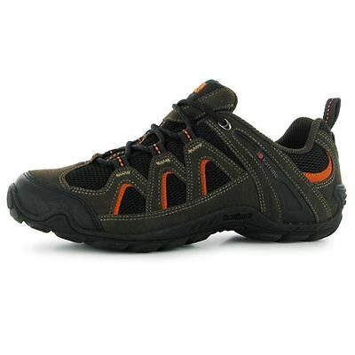 Karrimor Summit Hiking Trekking New Walking Shoes Lace Up Gents Mens