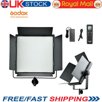 Godox 1000 LED Studio Video Continuous Light Lamp For Camera Changeable Version