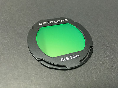 CLS Deepsky Clip-on filter for Canon EOS cameras for astrophotography - Optolong