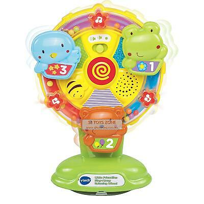 Vtech Baby Lil Activity Critters Ferris Wheel Toy